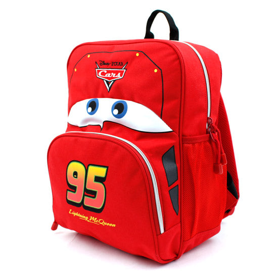 Winghouse - Cars McQueen Backpack-Binky Boppy