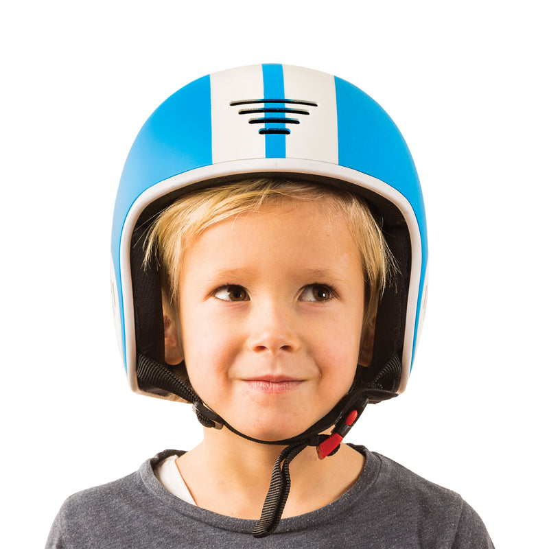 Chillafish - Bobbi Helmet (Blue)-Binky Boppy