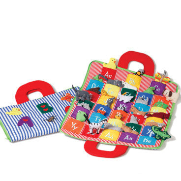 Oskar&Ellen - Playbags (ABC)-Binky Boppy