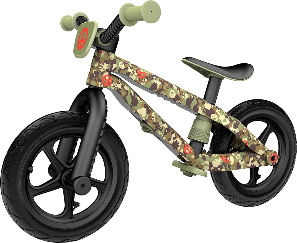 Chillafish - BMXie-RS Balance Bike FAD Edition (Commander in Peace)-Binky Boppy