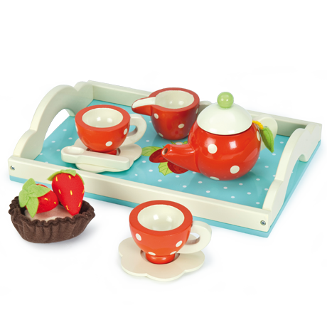 Le Toy Van - Tea Set-Binky Boppy