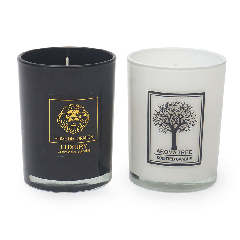 Large Luxury Aroma Candles