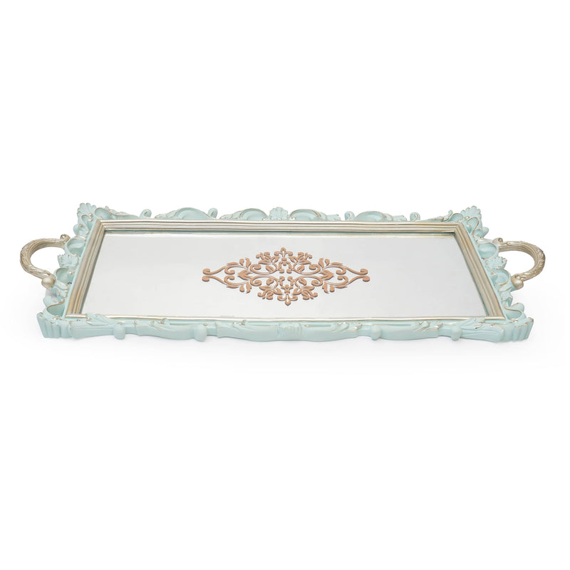 Elegant Mirror Tray
