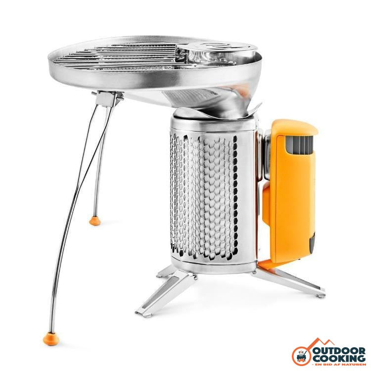 Biolite Portable Grill - Outdoor Cooking