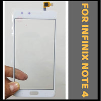 Touch Screen Digitizer Glass Replacement For Infinix Note 4 X572