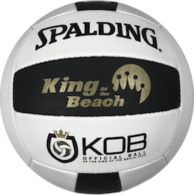 King of the Beach Volleyball