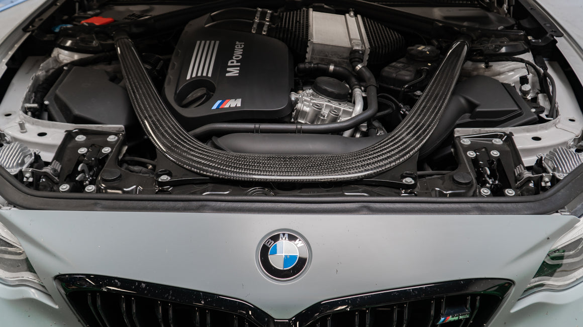 BMW (F87 S55) M2 Competition ECU Software
