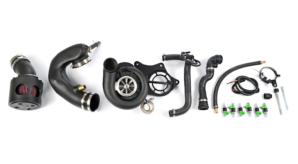 BMW (E46) 3 Series Supercharger System - ('99-'06)