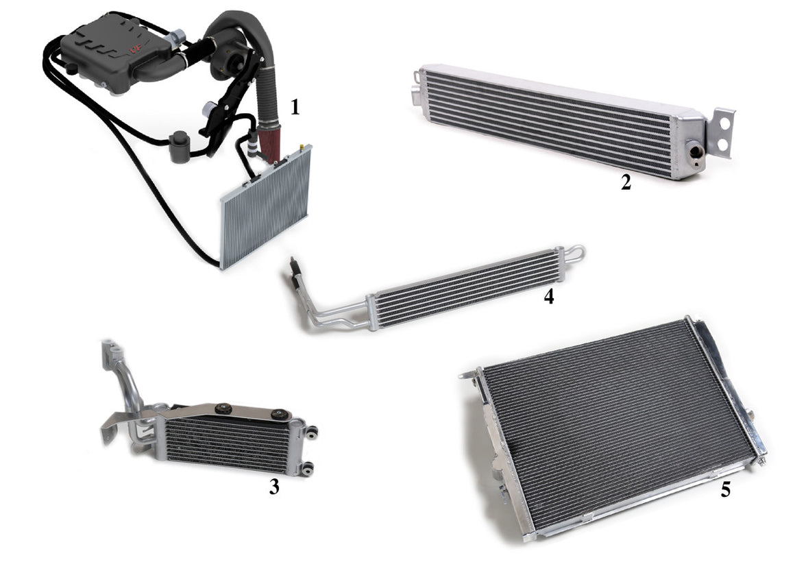 Cooling Upgrades for BMW (E9X) M3