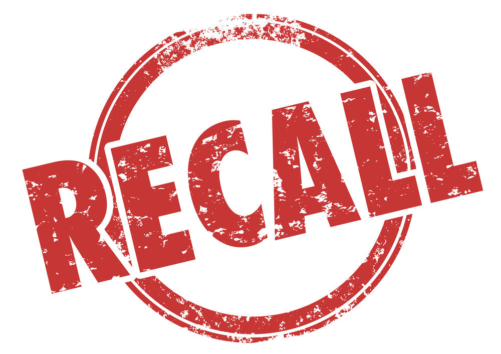 Don't Ignore your Safety Recall Notice