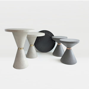 Chit Chaat Side Tables Stools Tray | Bombay Bungalow