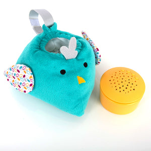 Little Lumies Projector Night Light - Bertie the Bird