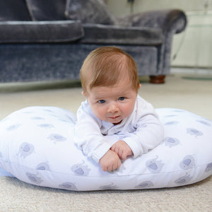 Curve Feeding Cushion - Elephant
