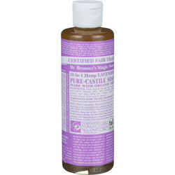 Lavender Castile Soap;made With Organic Ingredients