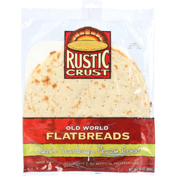"Rustic Crust 12"" Sourdough - Classic - Case Of 8 - 13 Oz."