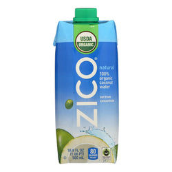 Zico Coconut Water Coconut Water - Natural - Case Of 12 - 500 Ml
