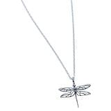 Mayfly Necklace Rose - MODAMEDINA