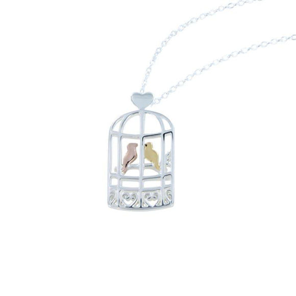 TWEETY PIE NECKLACE - MODAMEDINA