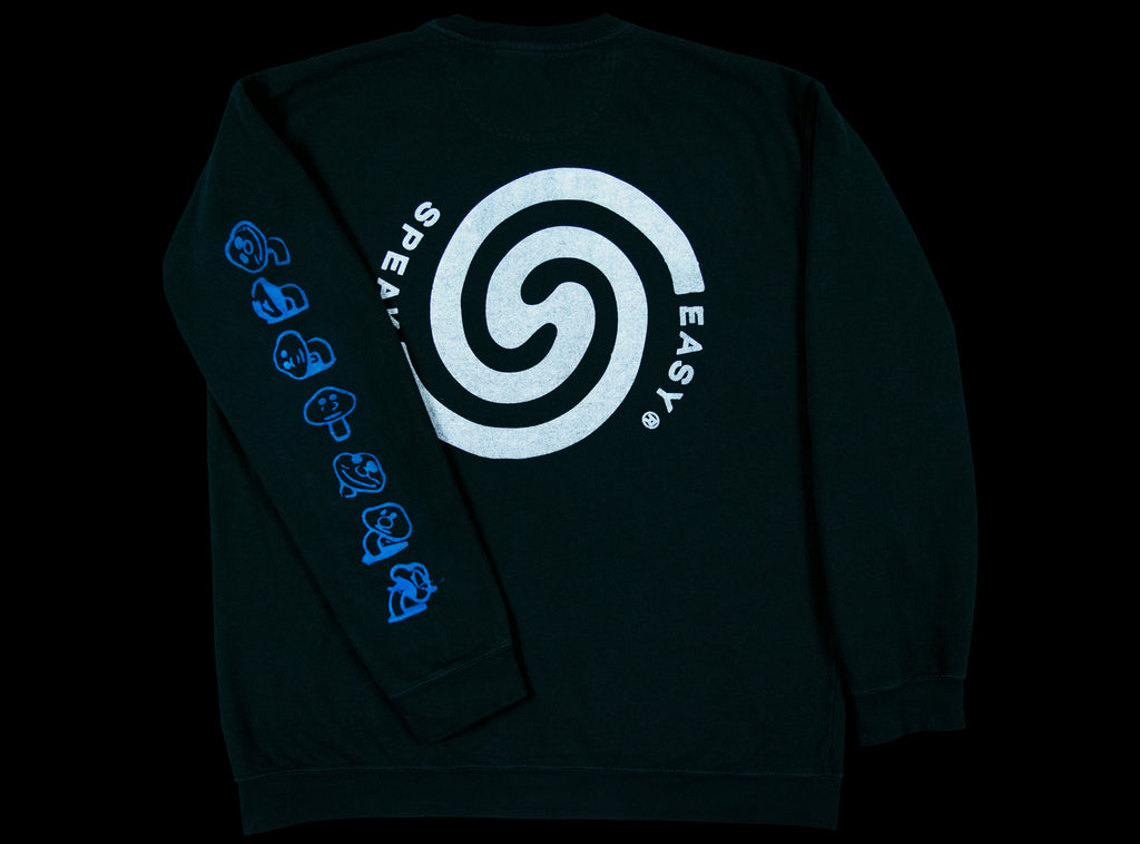 Speakeasy Crewneck