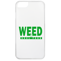 Weed Is Soul Food iPhone 6 Case