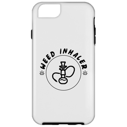 Weed Inhaler iPhone 6 Tough Case