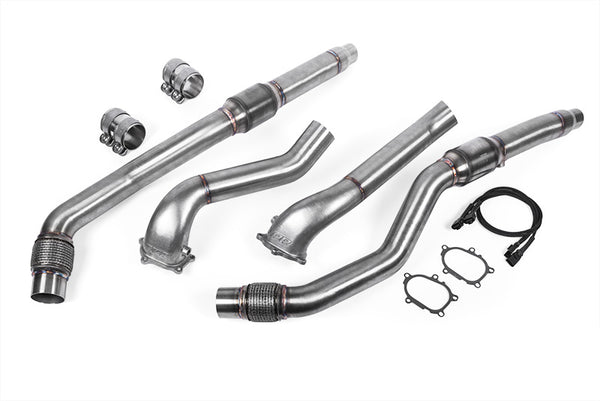 APR Cast Downpipe Exhaust - C7 / C7.5 4.0TFSI