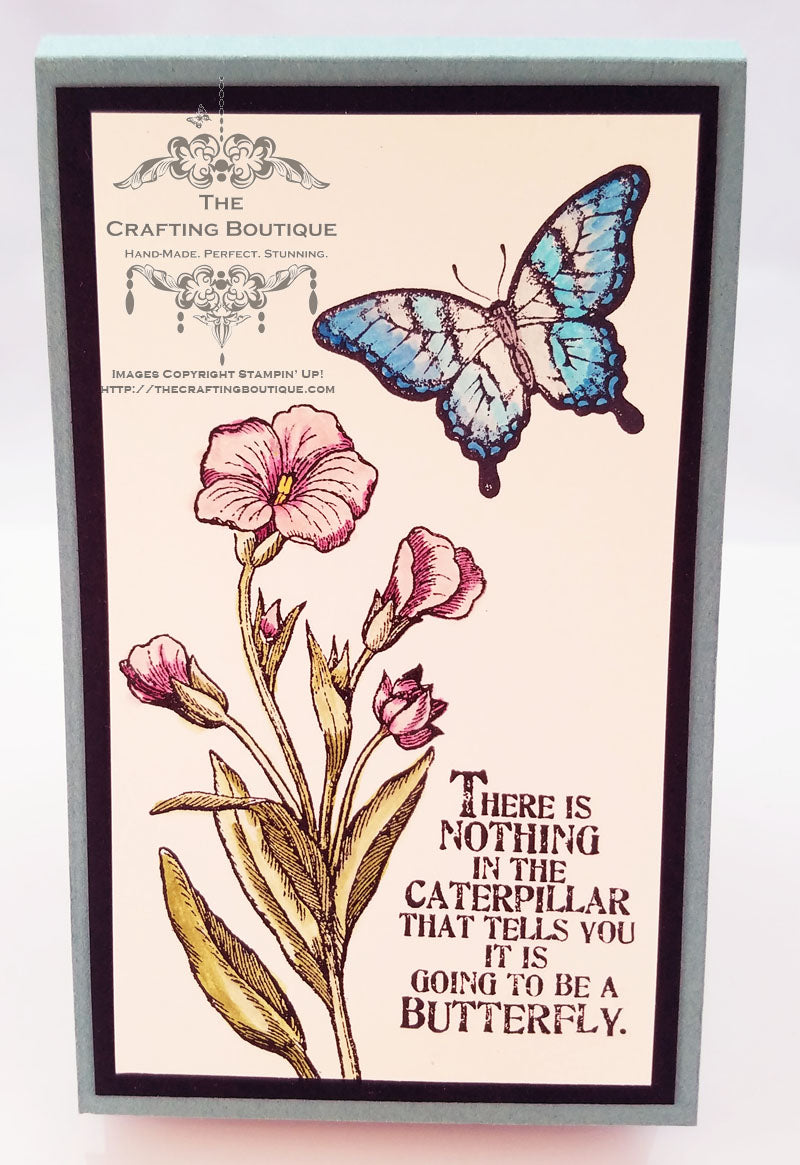 Butterfly Notepad