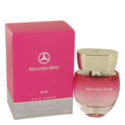 Mercedes Benz Rose EDT for Women