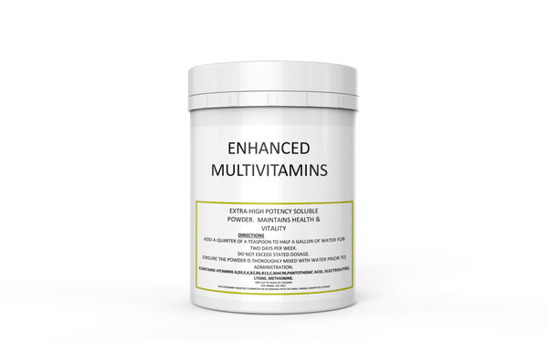 Enhanced Multivitamins 150g