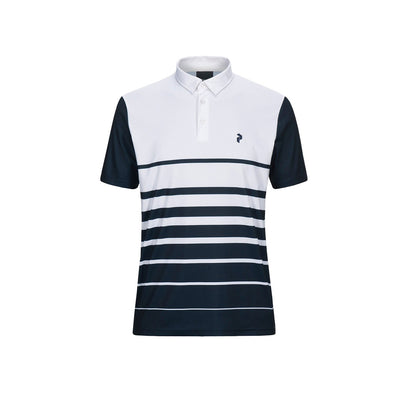 GreenRabbit Golf, Peak Performance, Bandon PRPO Golf Polo Herren-Shirt White, T-Shirt - GreenRabbit Golf GOLFFASHION & LIFESTYLE