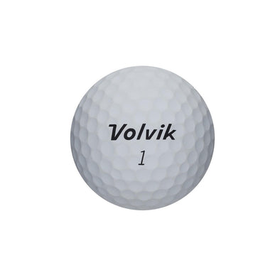 GreenRabbit Golf, Volvik, Volvik VIMAT Soft matt - White, Balls - GreenRabbit Golf GOLFFASHION & LIFESTYLE