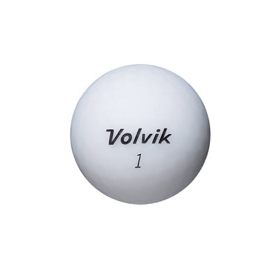 GreenRabbit Golf, Volvik, Volvik Vivid White matt, Balls - GreenRabbit Golf GOLFFASHION & LIFESTYLE