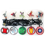Avengers String Lights - The Nerd Source Code