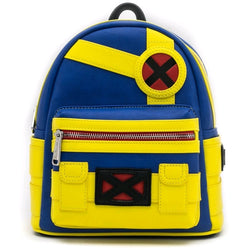 Loungefly Marvel Cyclops Mini Backpack - The Nerd Source Code
