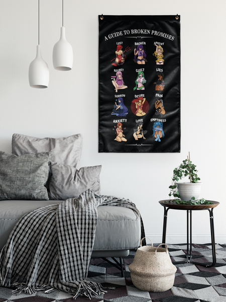 Anime Feeled Guide Wall Banner