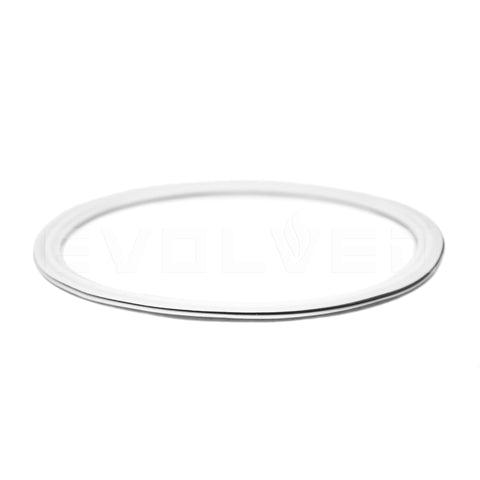 "Envelope Gaskets - 10"" Rubber Fab Envelope Gaskets - extraction equipment canada, extraction equipment - Evolved Extraction Solutions"