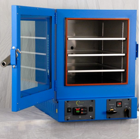 TVO-5B Vacuum Purge Oven - Cascade Sciences - extraction equipment canada, extraction equipment - Evolved Extraction Solutions