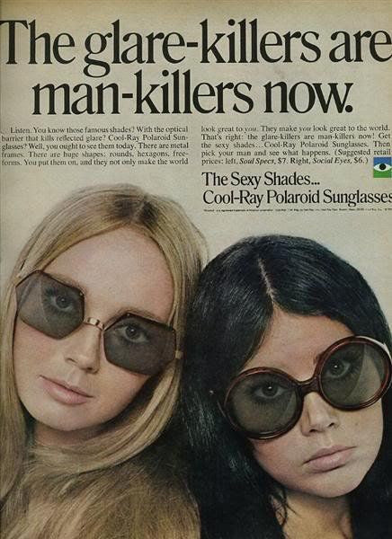 70s shades are back, and OTC has got your back.