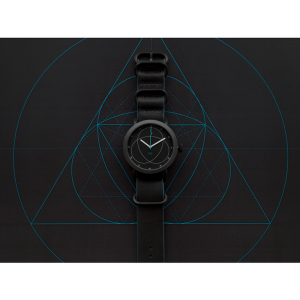Midgard Menswear | Divided By Zero Watches | Turing