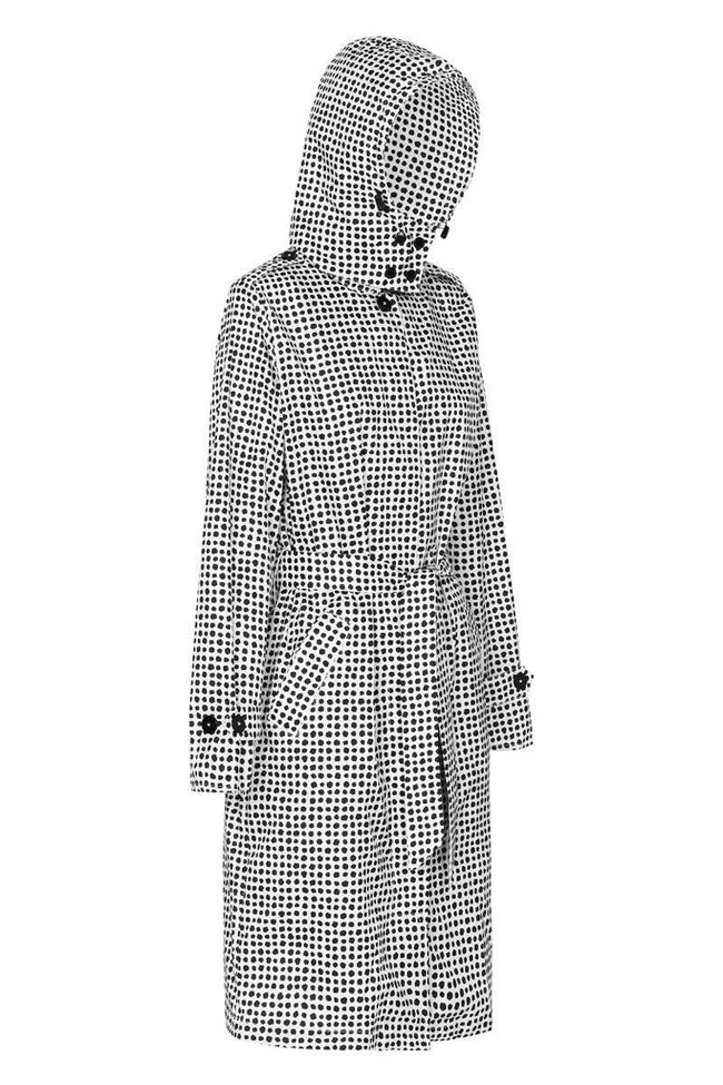 PAQME Dalmatian Everyday Raincoat-PAQME-Weekends