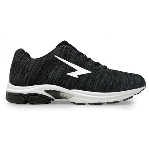 SFIDA Black Transfuse Kids Shoes | blitzsports.com.au