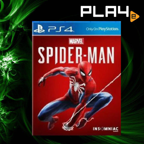 PS4 Marvel's Spider-Man (R3)
