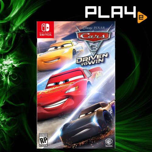 Nintendo Switch CARS 3 Driven to Win