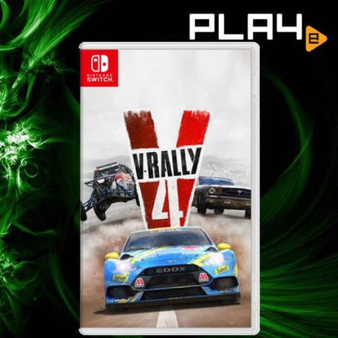 Nintendo Switch V-RALLY 4