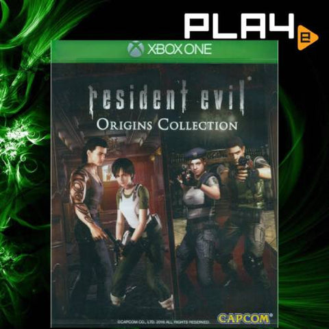 Xbox One Resident Evil: Origins Collection (M18)