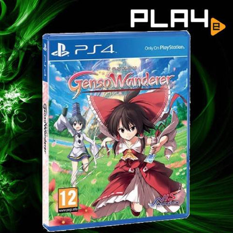 PS4 Touhou Genso Wanderer (R2)