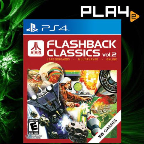 PS4 Flashback Classics Vol.2