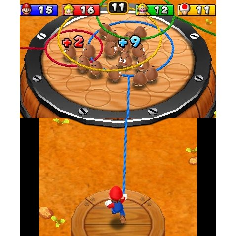 3DS Mario Party: Island Tour