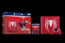 PlayStation®4 Pro Marvel's Spider-Man Limited Edition