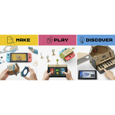 Nintendo Switch Labo - Variety Kit